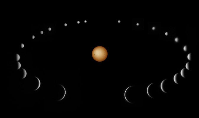 Venüs Fazları